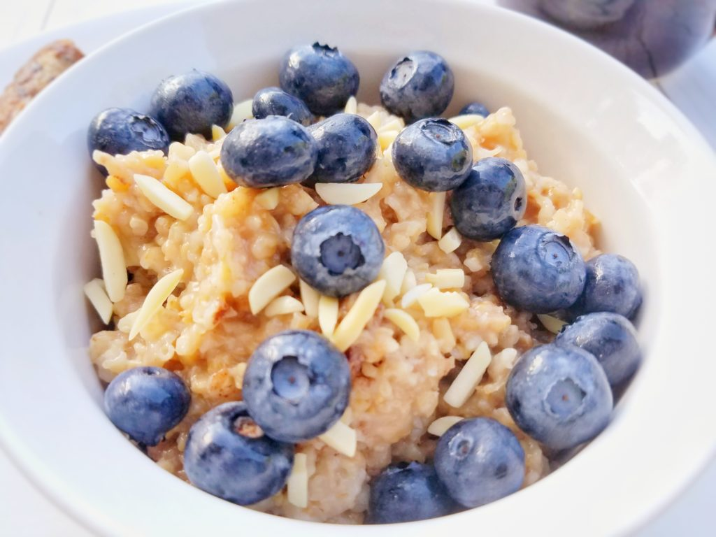 oatmeal, breakfast, slow cooker, quick breakfast, healthy